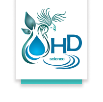 HD Science - Logo completo